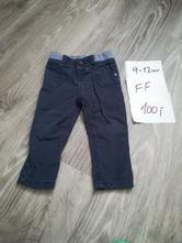 Kalhoty podsite, f&f,80