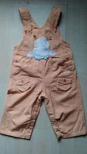 Laclové kalhoty, 74