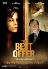 La migliore offerta - Nejvyšší nabídka (r. 2013)
