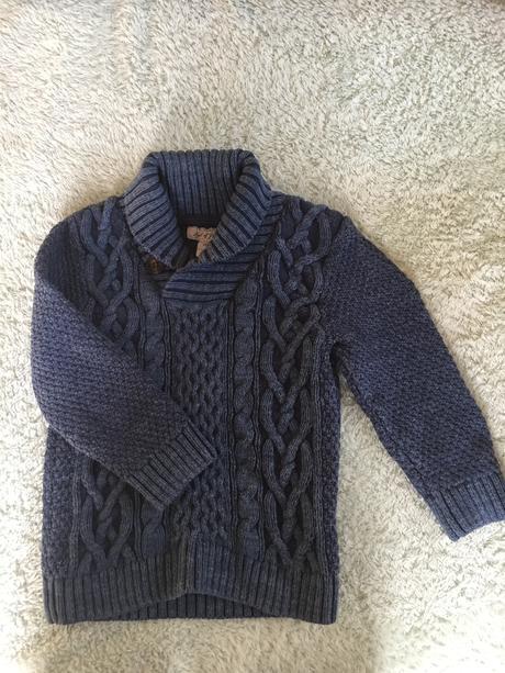 Teplý svetr, next,98