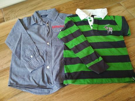 Košile, 116