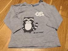 Bavlněné tričko, dopodopo,68