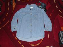 Riflová košile vel. 86, kik,86
