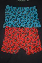2x boxerky s ještěry bavlněné, 92 / 98 / 104 / 116 / 122