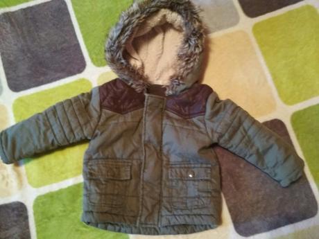 Zimní bunda f&f vel.74, f&f,74