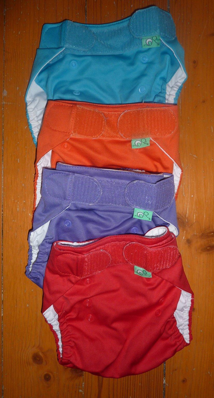 Tots bots svrchní kalhotky na látkové plenky b607e44ef3