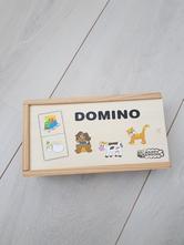Dřevěné domino,