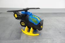 Vrtulník batman - mattel,