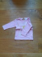 Tričko s dlouhým rukávem, 3-6 měsíců, next,68