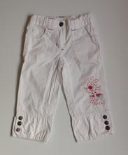 F273dívčí šusťákové kalhoty, 98