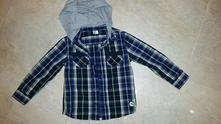 Košile s kapucí , f&f,104