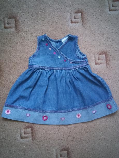 Riflové šaty, cherokee,68