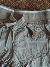 Podšité roll-up kalhoty, next,80