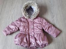 Zimní bunda next vel. 3-6 měsíců, next,68