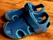 Krásné letní sandále adidas,top stav, adidas,31