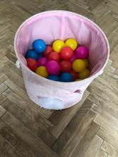 Balonky/míčky,
