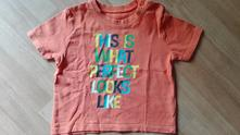 Dětské triko, f&f,92