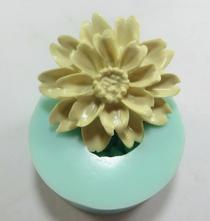 Silikonova forma květina 08 - skladem,