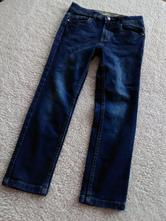 Džíny skinny vel.128/1932, denim co,128