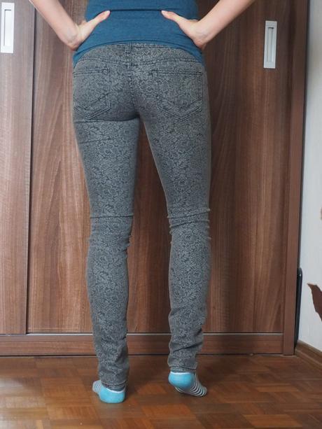 Kalhoty vans, s