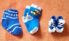 Ponožky,bačkůrky, 17