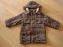 Zimní bunda, c&a,104
