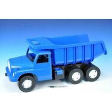 Auto tatra 148 plast 73cm v krabici - modrá,