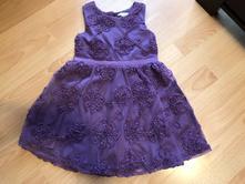 Šaty pro malou princeznu, vel. 104, debenhams,104