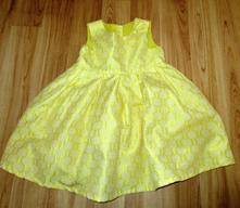 Šaty pro holčičku, marks & spencer,98