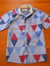 Frajerská bavlněná košile vel 146, next,146