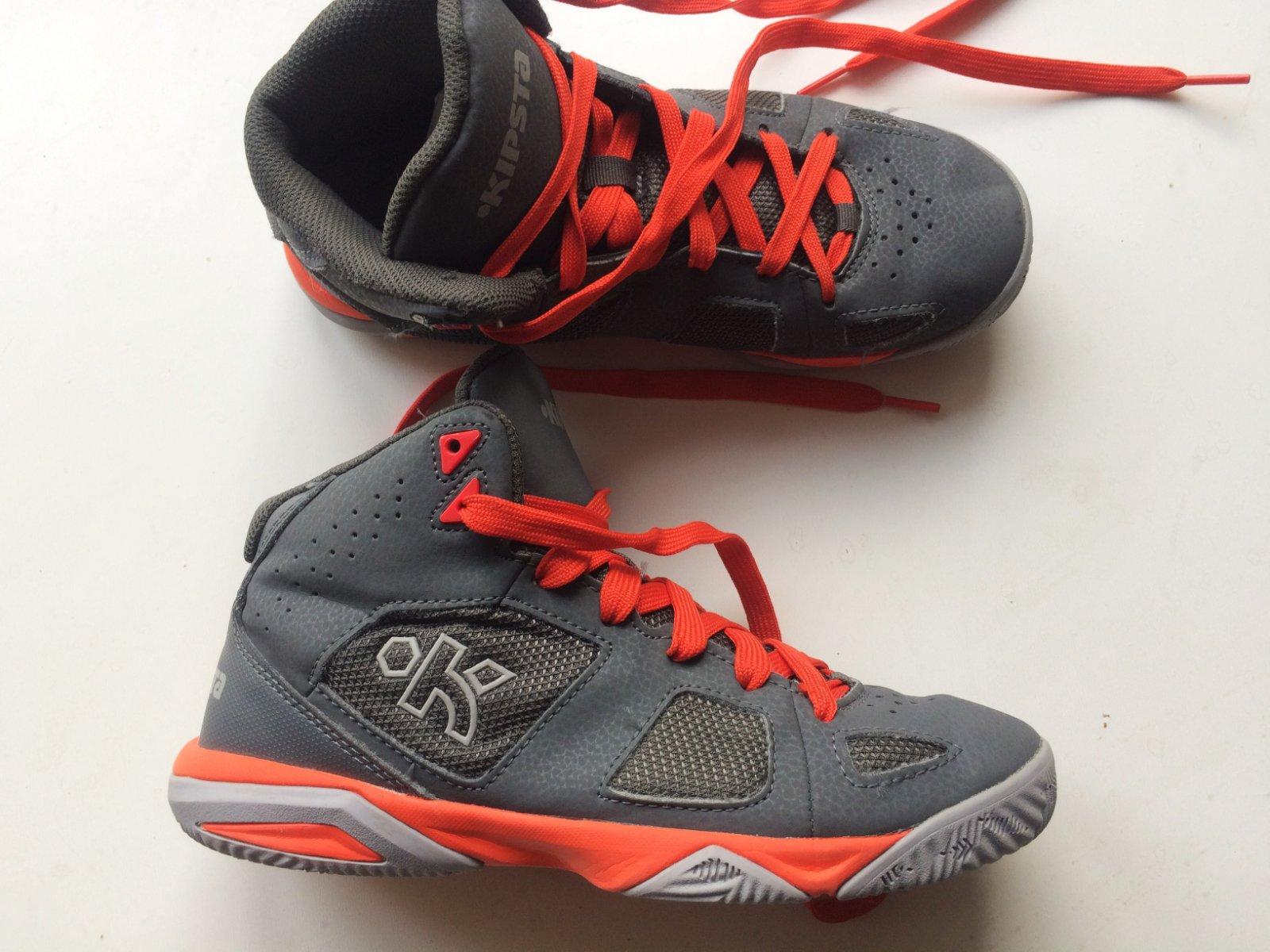 Dětská obuv kotníkové tenisky kipsta č.028 afe7b825dae