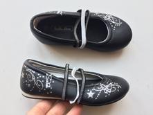 Dívčí střevíce baleríny č.567, bobbi shoes,26