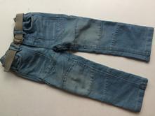 Chlapecké kalhoty rifle s páskem zdarma, okay,110
