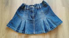 Džínová sukně cherokee vel. 116, cherokee,116