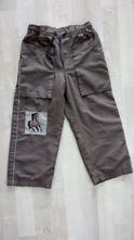 Dětské podšité kalhoty, vel. 110, č. 3, h&m,110