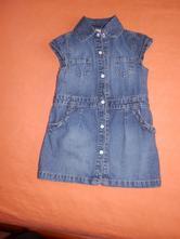 Džínové šaty, dopodopo,86