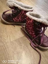 Zimní kožíškové boty, baťa,24
