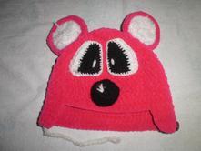 """Zimní čepice """"myška"""", 98"""