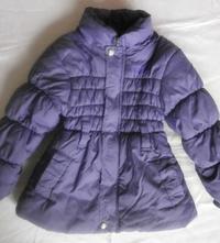 Teplý zimní kabátek , 110