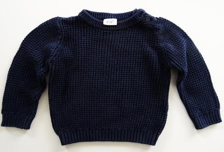 Bavlněný svetr, f&f,86