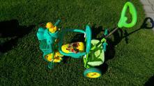 Dětská tříkolka,