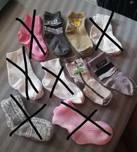 Mix ponožky, 21
