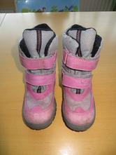 Zimní boty fare s membránou, fare,29