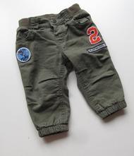 Chlapecké kalhoty č.567/55, h&m,74