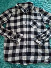 Károvaná košile zn.h&m,vel.146, h&m,146
