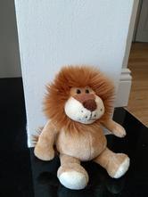 Plyšový lvíček/lev,