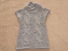 Pletená dívčí tunika, young dimension,98