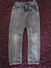 Šedé džíny next v. 110, next,110