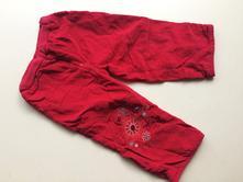 Manšestrové kalhoty č.024, f&f,86