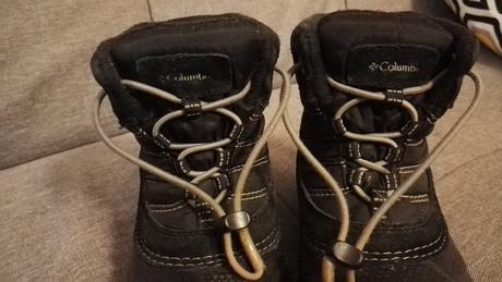 Kvalitní zimní boty columbia, columbia,27